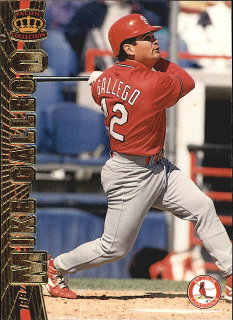 I Love The 1990s Cardinals Part 28 - Mike Gallego
