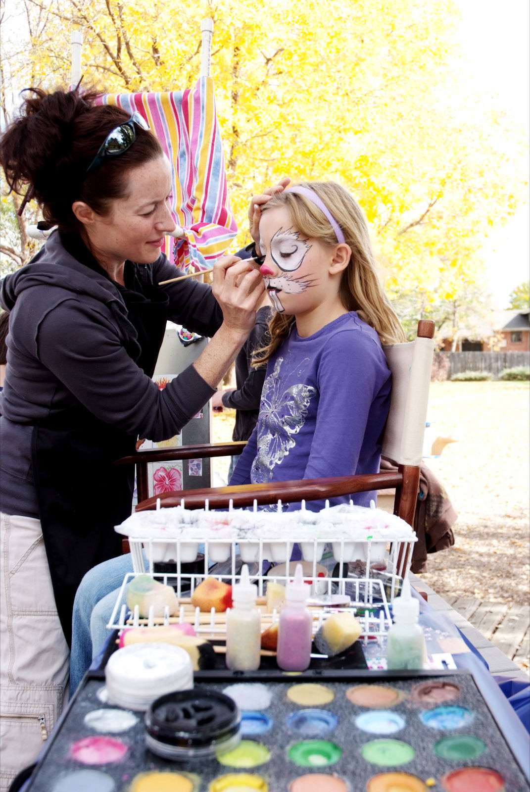 Professinal Face Painter In Champaign Urbana: About Me