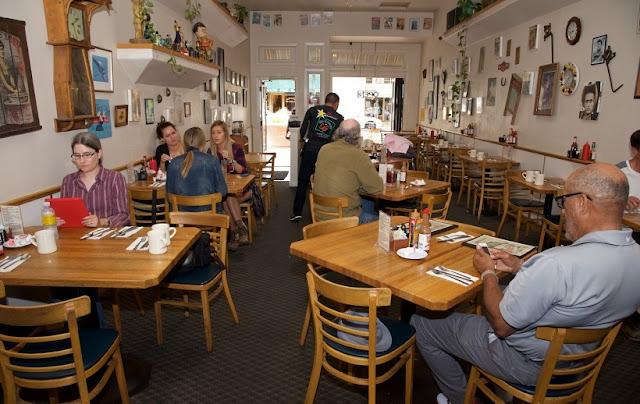 Old Monterey Cafe em Monterey