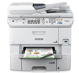 Epson WorkForce Pro WF-6590 Drivers - Win, Mac