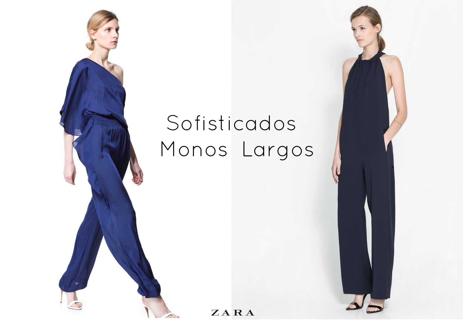 Encuentra tu mono en Zara.