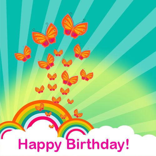 Cute Clipart 25 Free Very Cute Birthday Graphics