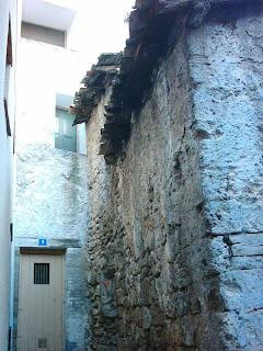 lo castellá, lo castellà, barrio, Beceite, Beseit, casco antiguo de Beceite 9