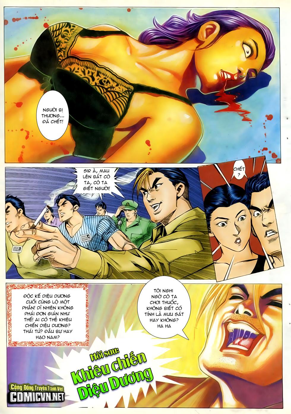 Người Trong Giang Hồ chapter 294 trang 28
