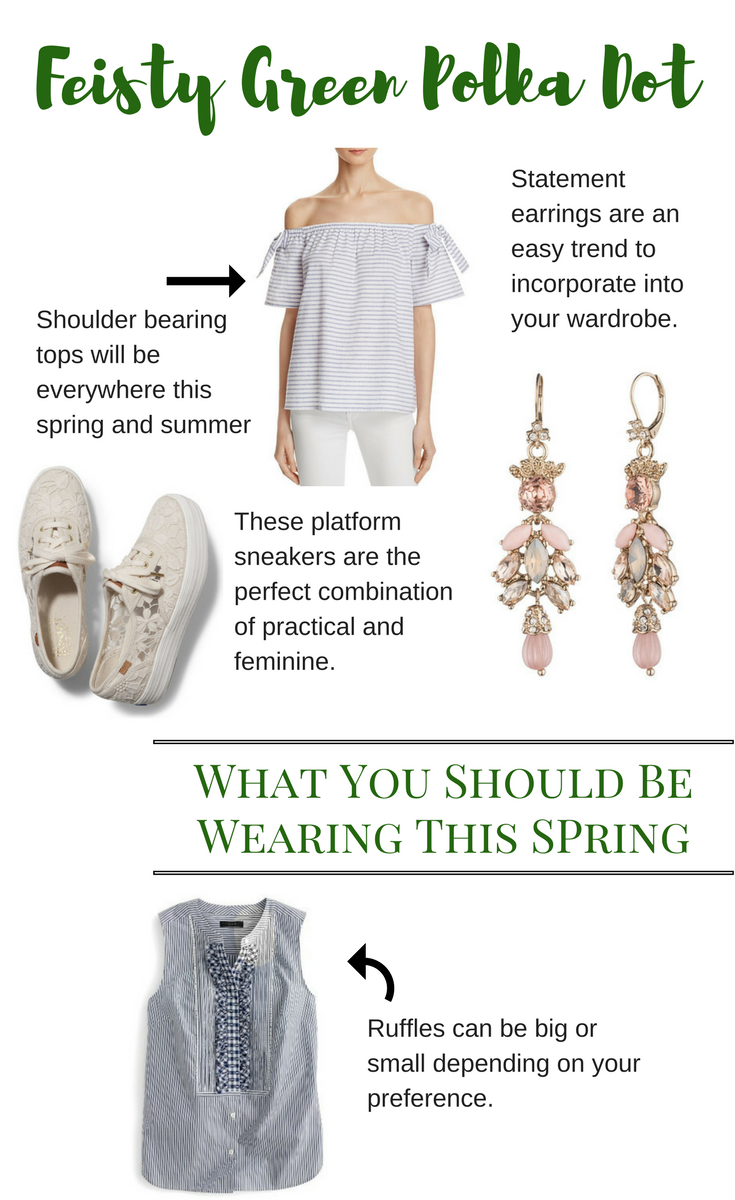 What You Should Be Wearing This Spring