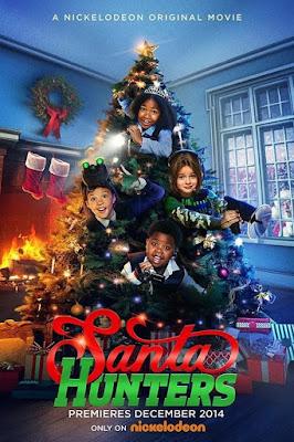 Santa Hunters Poster