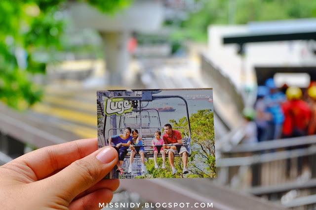 harga tiket luge & skyride sentosa singapore