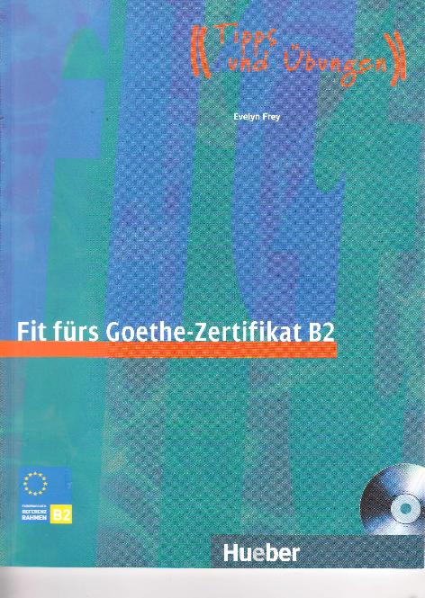 Fit Fürs Goethe Zertifikat в2 Pdf Mit Audio Free Download بورغر الماني