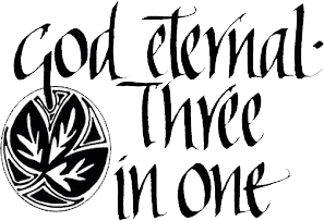 Homilies and Occasional Thoughts: The Holy Trinity: No