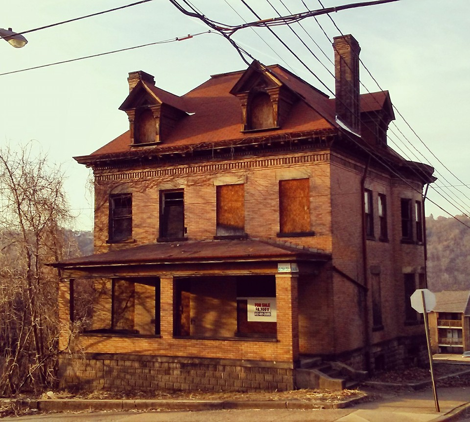Abandoned Places For Sale In Pa: Discovering Historic Pittsburgh: March 2016