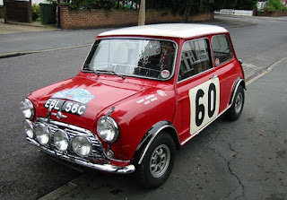 BMC Mini Cooper Classic Car Sport Edition