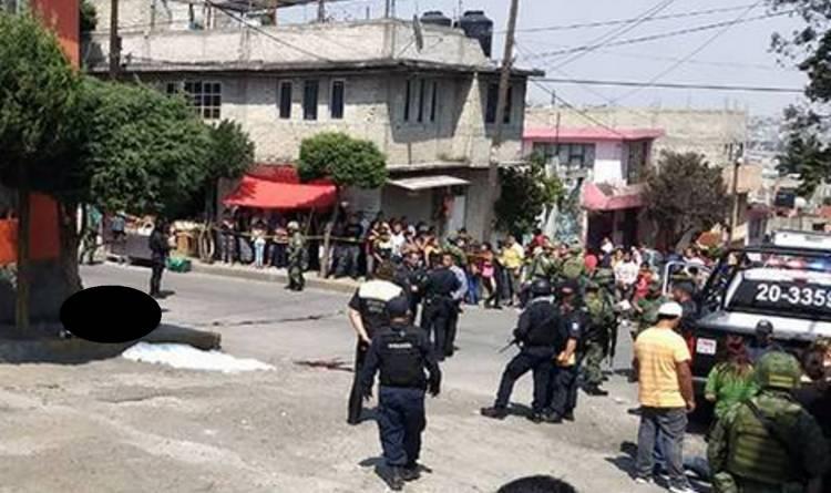 Enfrentamiento en Naucalpan deja 3 muertos y dos lesionados