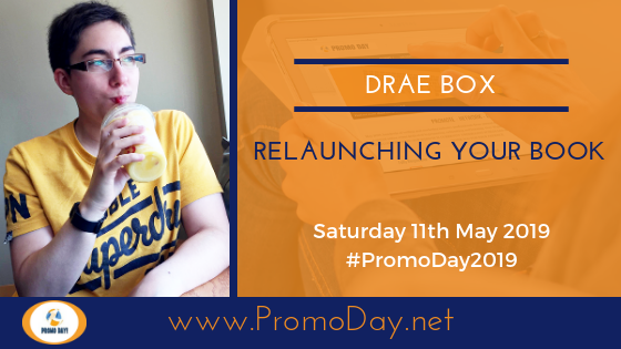 Introducing Promo Day 2019 Presenter Drae Box