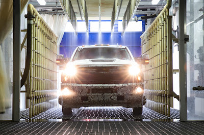 2017 Chevrolet Silverado HD Features a New Intake System