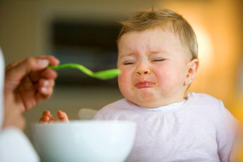 Gejala Bayi Sedang mengalami Gangguan Pencernaan