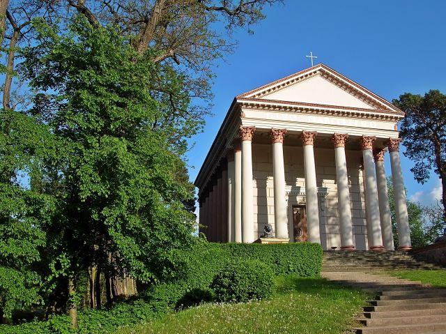 mauzoleum, sarkofagi, zwiedzanie, okolice Kórnika