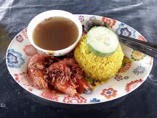 nasi goreng udang parit 30