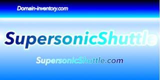 SuperSonicShuttle.com