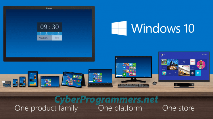 Windows with new features
