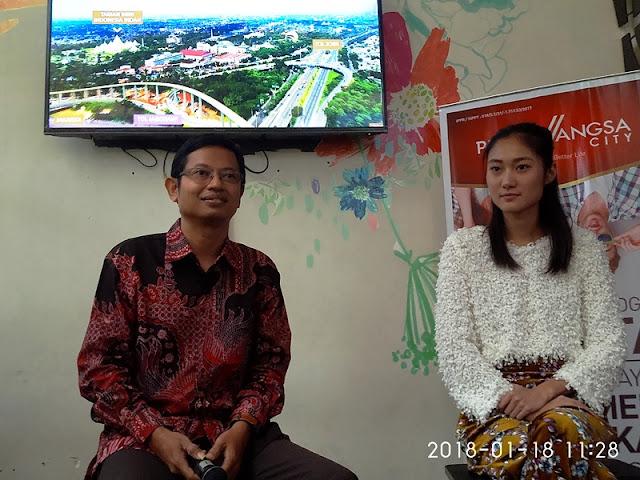 Mandrowo Sapto dan Ayu Gani (Pius)