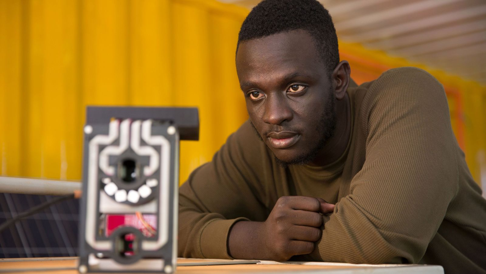 Ugandan Engineer Brian Gitta Awarded Africa's Prestigious Innovation Prize For His Bloodless Malaria Test Invention