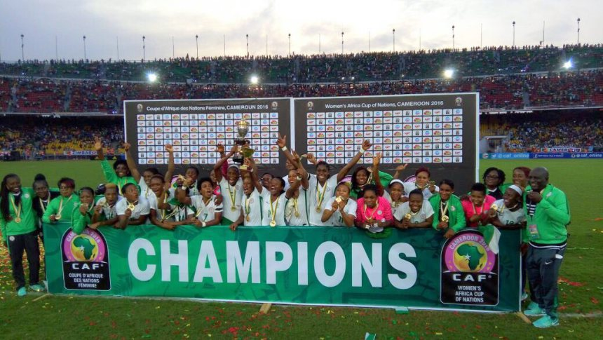 nigeria super falcons defeats cameroon