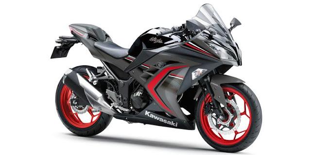 Harga dan spesifikasi Kawasaki Ninja 250 fi terbaru 2017