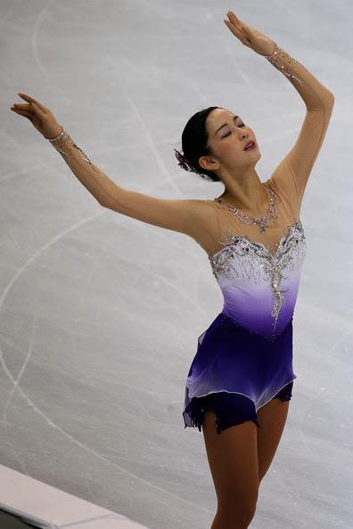 Ice Skating Skirt And Top