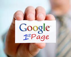 Cara agar blog masuk di halaman pertama hasil pencarian Google paling atas