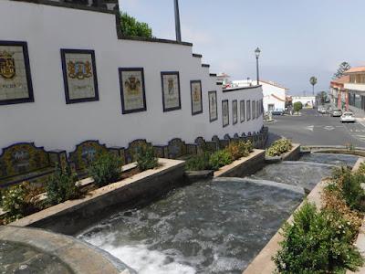 fontana a gradini
