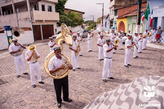 Jaguaripe Cidade Histórica celebrou 120 anos de emancipação