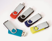 USB Flashdisk Promosi Swivel / putar