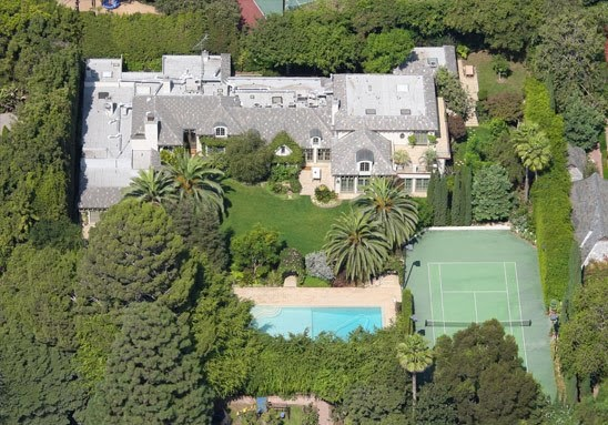 Madonna earned $ 8,000,000 on the sale of the house