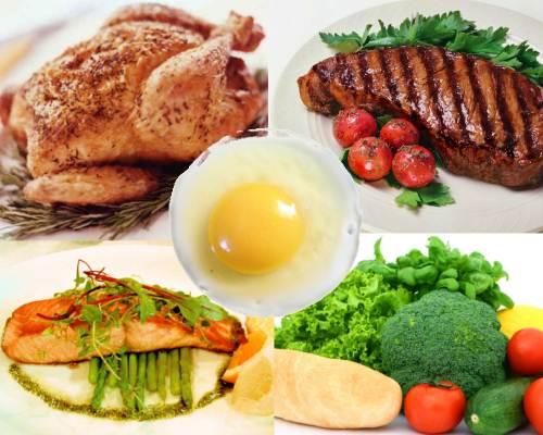 Tanda Tubuh Kelebihan Konsumsi Protein