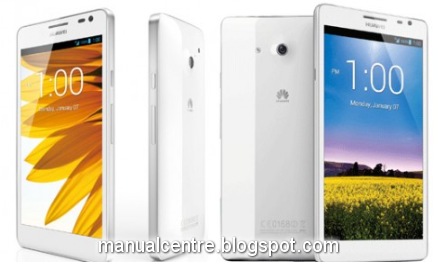 Huawei Ascend Mate:6.1 inches