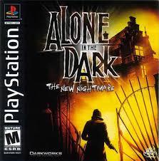 Free Download Games alone in the dark the new nightmare PSX ISO Untuk Komputer Full Version ZGASPC