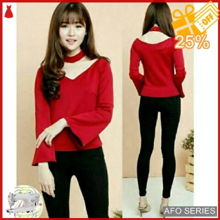 AFO668 Model Fashion Marona Modis Murah BMGShop