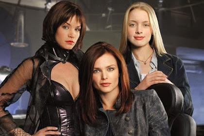 Melihat Kembali TV Series Birds of Prey Tahun 2002