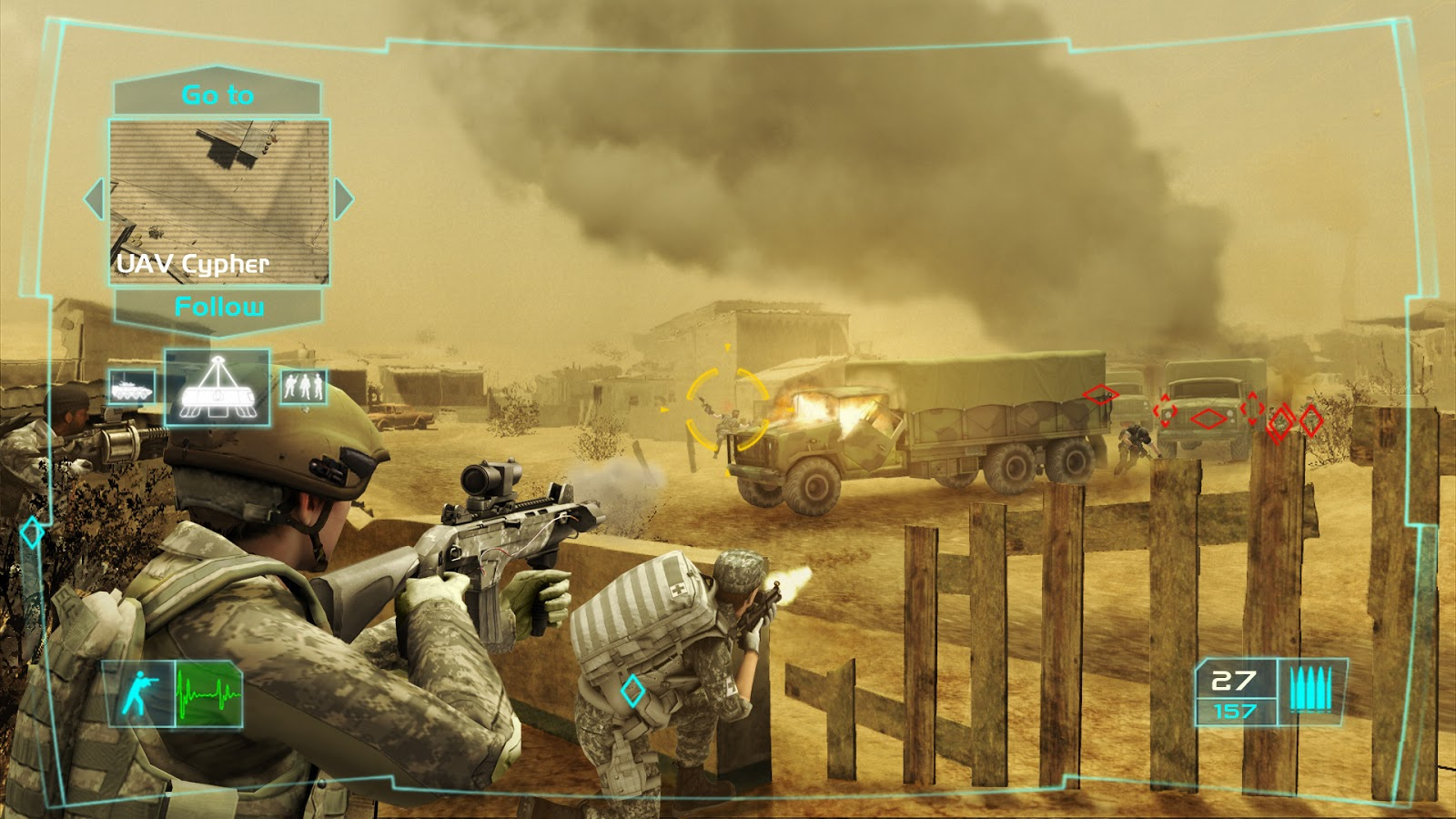 Ghost Recon: Advanced Warfighter Game Guide &- Walkthrough ...