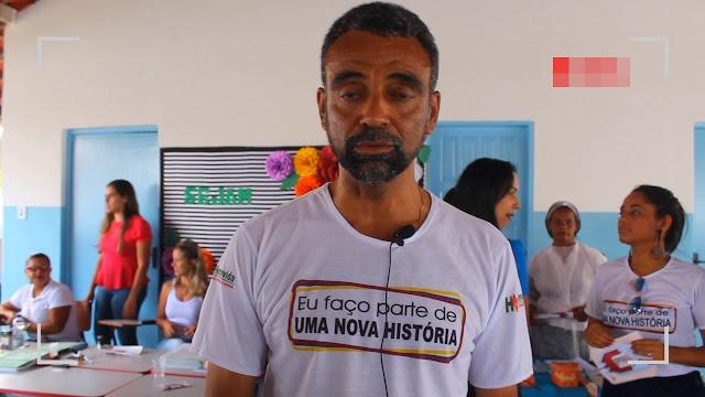 Alagoinhas: Cruzeiro dos Montes receberá ações do projeto social Uma Nova História neste domingo, 20