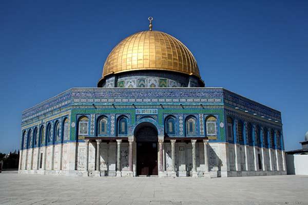 jerusalem dalam al-quran