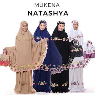 Model Mukena Terbaru 2019
