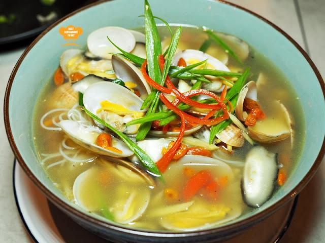 The Brew House Lala Noodle Soup