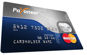 payoneer mastercard in nigeria application process