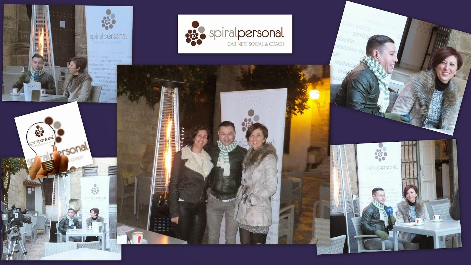 Spira Personal. Gabinete Social & Coach en Onda Jerez TV