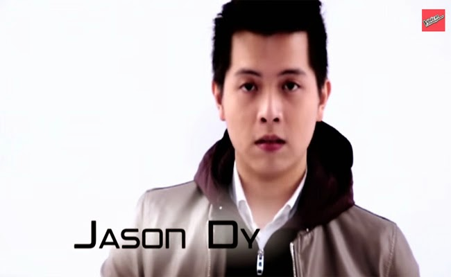 Team Sarah: Watch Jason Dy Performance and Story The Voice of the Philippines Season 2 February 15, 2015