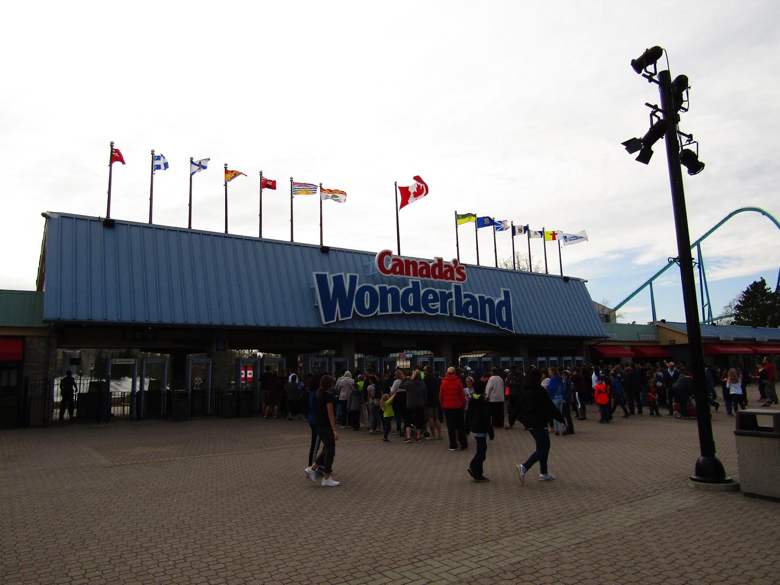 wonderland season pass