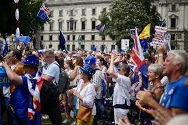 Brexit Defeat Britain's PM Theresa May- may resign.