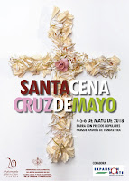 Jaén (Santa Cena) - Cruces de Mayo 2018