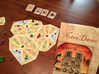 top board game to not miss - Notre Dame